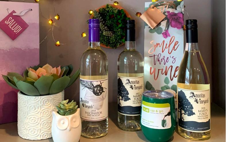 Amoritas Vineyards Tasting Room